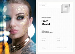 2019 - Fine Art Photography Awards - Nominee in Fashion Category - DOMINIKA by Piotr Musial